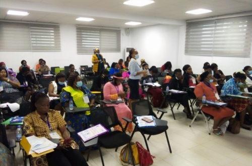 Article : Le Conseil national des droits de l'Homme prépare les femmes à la sphère politique ivoirienne