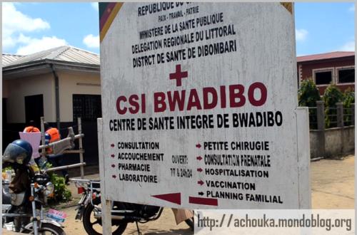 Article : [Vidéo] Mon reportage sur les centres de santé de Dibombari