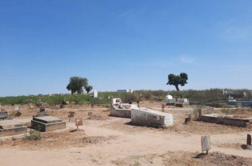 Article : Gestion des cimetières au Tchad : quand t'es mort, t'es mort !