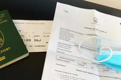 Article : Ma lettre-réponse à mon passeport