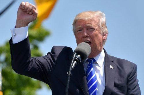 Article : Trump : un brandon de polémique sur les réseaux sociaux