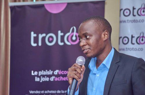 Article : RDC : Troto, la première plateforme payante de musique en ligne ?