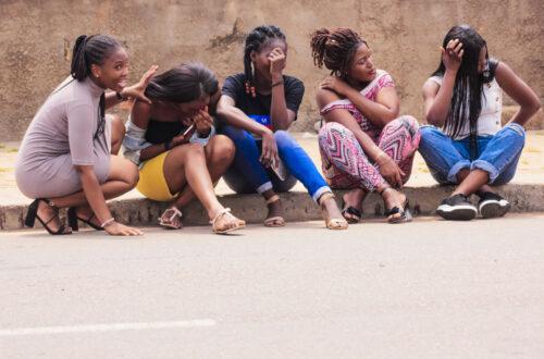 Article : Une campagne pour briser le tabou des menstruations en Afrique