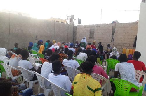 Article : L'association des Femmes battantes se mobilise en Mauritanie contre les violences domestiques