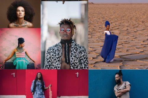Article : Africa 2020: dessine moi une chanson