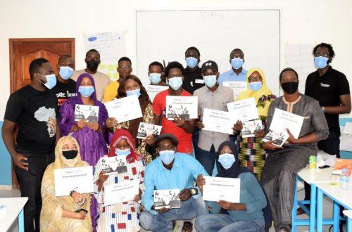 Article : Mauritanie : ma rencontre avec l'équipe d'Africtiviste