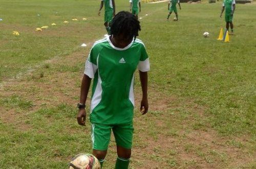 Article : Diarra Fatima, la passion du football au féminin