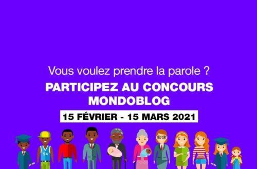 Article : Mondoblog lance son concours 2021 pour recruter de nouveaux blogueurs