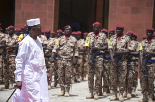 Article : Tchad : le dernier hommage à Idriss Déby Itno