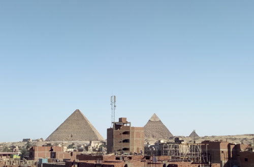 Article : Souvenirs d'Egypte