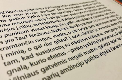 Article : En lituanien, on change les noms des pays