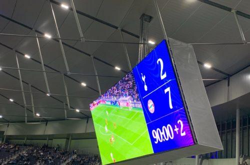 Article : Dinamo Zagreb – Tottenham : la honte du football moderne