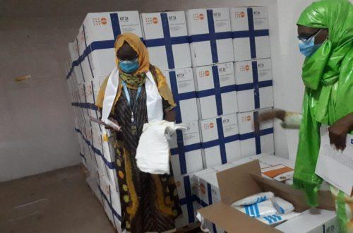 Article : L'UNFPA offre 5.000 kits d'accouchement au Ministère de la Santé pour lutter contre la mortalité maternelle