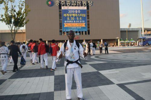 Article : Maître Adja, l'une de mes plus belles rencontres