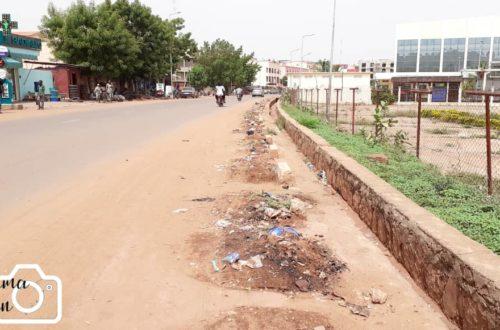 Article : Mali : Bamako sous les menaces de l'inondation