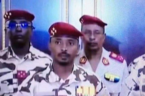 Article : Tchad : qui est Mahamat Idriss Deby ?
