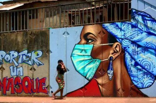 Article : Guinée : peur du Covid-19 ou peur des policiers ?