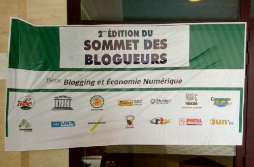 Article : La deuxième édition du Sommet des Blogueurs se tient au Cameroun