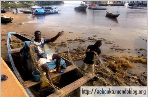 Article : Mon reportage sur le débarcadère de Moulanga