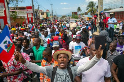 Article : Haïti - 1er Mai : fête de l'importation et du chômage