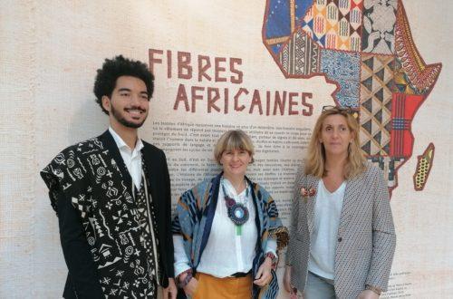 Article : L'exposition Fibres Africaines tisse des liens