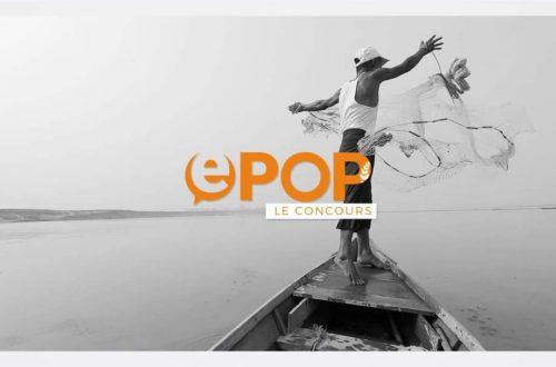 Article : La troisième édition du concours ePOP a été lancée le 4 janvier dernier