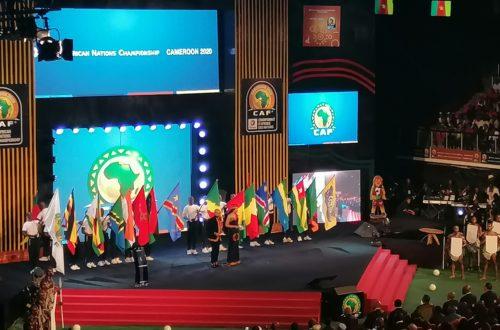 Article : CHAN 2020 : La cérémonie du tirage au sort des poules annonce les couleurs de la compétition