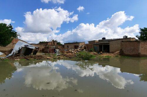 Article : Inondations à N'Djaména : entre impassibilité du gouvernement et désarroi de la population