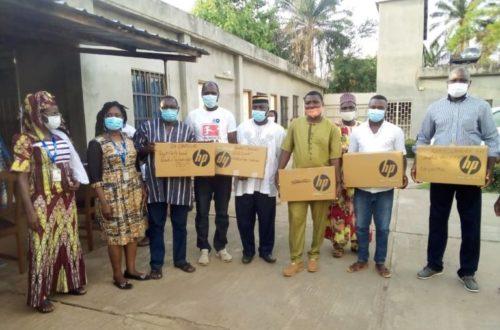 Article : Plan international Togo :  un prix d'excellence décerné aux médias et journalistes engagés
