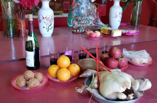 Article : Ile Maurice : hommage aux ancêtres pour le nouvel an chinois