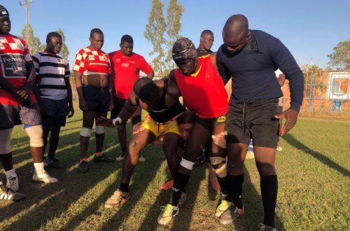 Article : Burkina Faso : petit à petit, le rugby fait son nid...