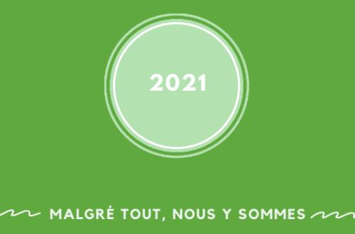 Article : Heureuse et responsable année 2021