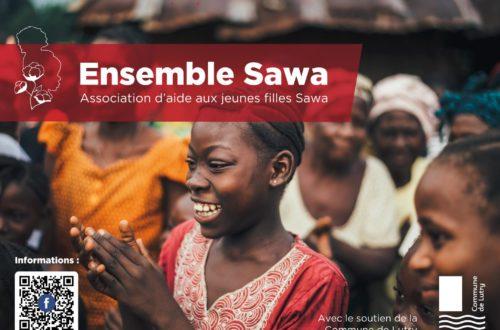 Article : «Ensemble Sawa», l'association suisse qui promeut la santé et l'hygiène menstruelle chez les jeunes filles au Tchad
