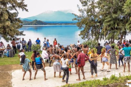 Article : La danse, un moyen d'expression à Goma