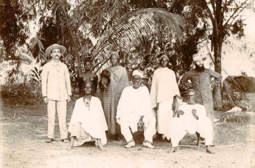 Article : Gabon : quelle est l'histoire de l'île Samory ?