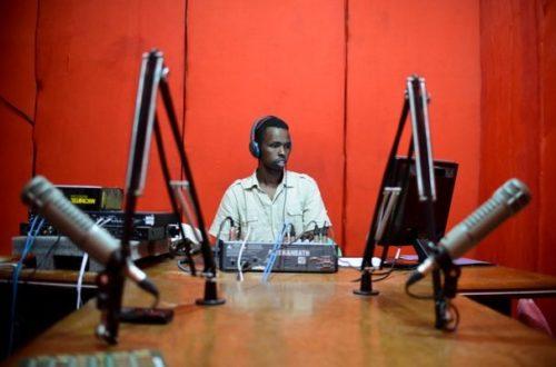 Article : La radio en Afrique, un