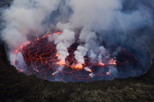 Article : Eruption du Nyiragongo : même pas peur !
