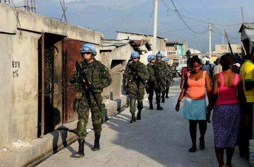 Article : Haïti : la fête des balles