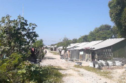 Article : Haïti : des personnes handicapées oubliées dans un camp depuis 2010