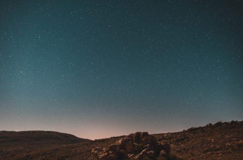 Article : Poème : la nuit