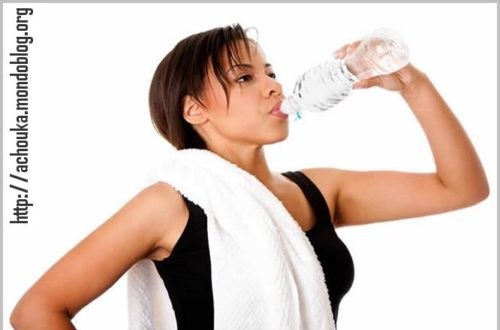 Article : Une bouteille d'eau minérale, s'il vous plaît !