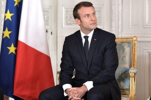 Article : Emmanuel Macron giflé : et si c'était un Africain ?