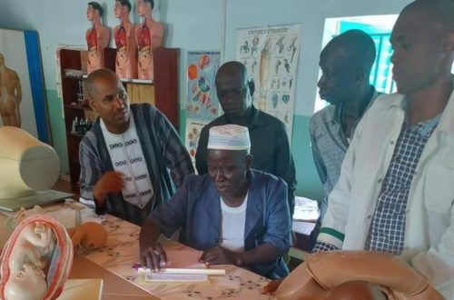 Article : Guinée : L'institut International de Formation en Santé de Télimélé, un lieu d'attraction pour la ville, un lieu essentiel pour le pays