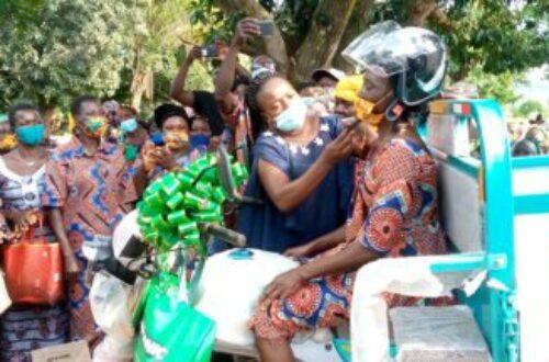 Article : Société / Togo : L'association COAT et Orabank Togo sortent les veuves de la léthargie
