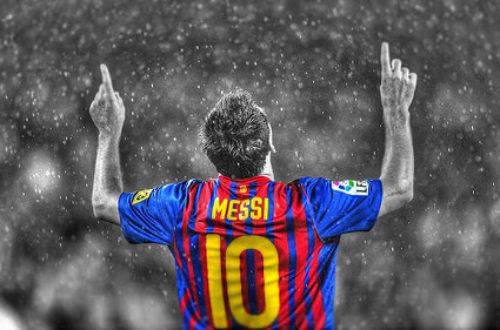 Article : Transfert de Messi et rapport du GIEC