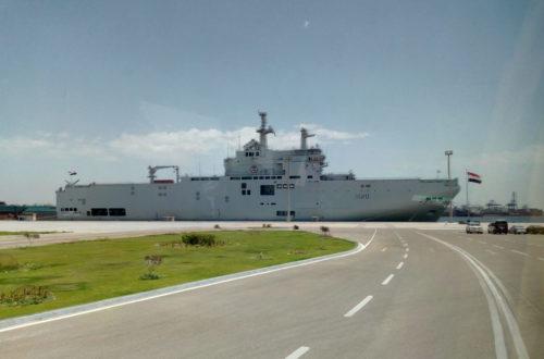 Article : À Alexandrie, je suis monté à bord du Mistral