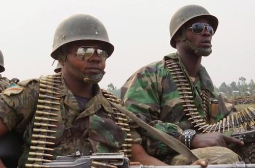 Article : RDC : l'état de siège doit être une solution durable