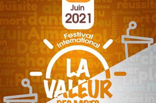 Article : Lancement du festival international «La valeur des mots », au Centre culturel marocain.