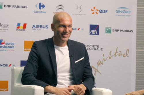 Article : Real Madrid: zidanesque comme Zidane