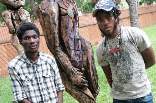 Article : Rencontre avec Goha Attiso, le sculpteur des Géants